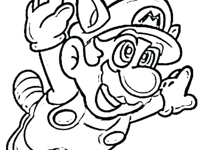 640x480 Baby Mario Coloring Pages To Print Baby Coloring Pages To Print