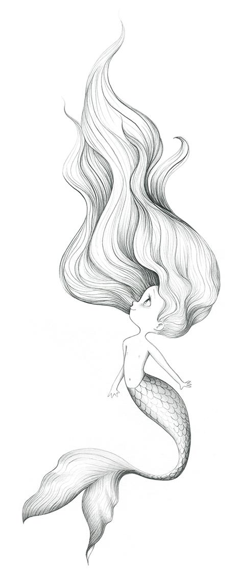 472x1147 Princesse Mermaid, Drawings And Tattoo