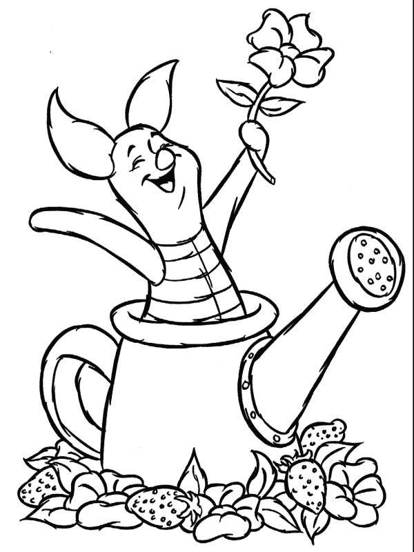 Awesome Disney Baby Piglet Coloring Pages Photos - New Coloring ...