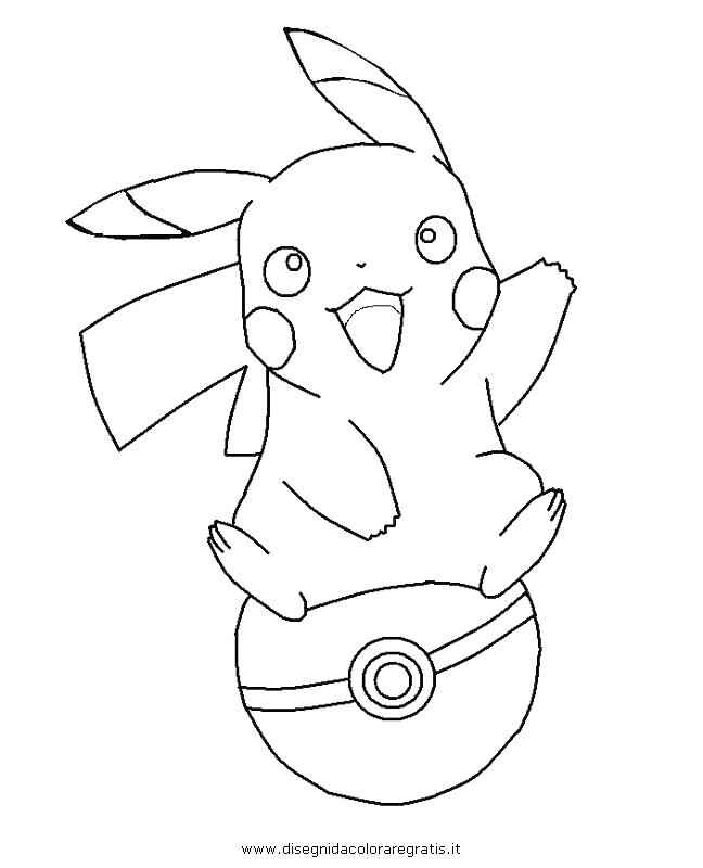 Baby Pikachu Drawing At Getdrawingscom Free For Personal Use Baby