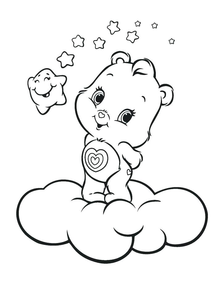 700x924 Polar Bears Coloring Pages Baby Bear Coloring Pages Care Bear