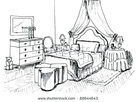 450x340 Kids Bedroom Drawing Art Fabric Print Paint Drawing For Home Kids
