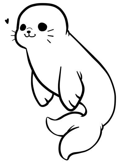 390x529 F2u} Baby Seal Lines By Littlead0ptz F2u Baby Seal