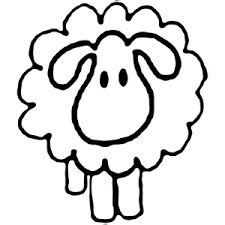 Baby Sheep Drawing