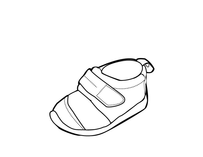 792x612 Baby Shoes Dafne Marrufo Artist