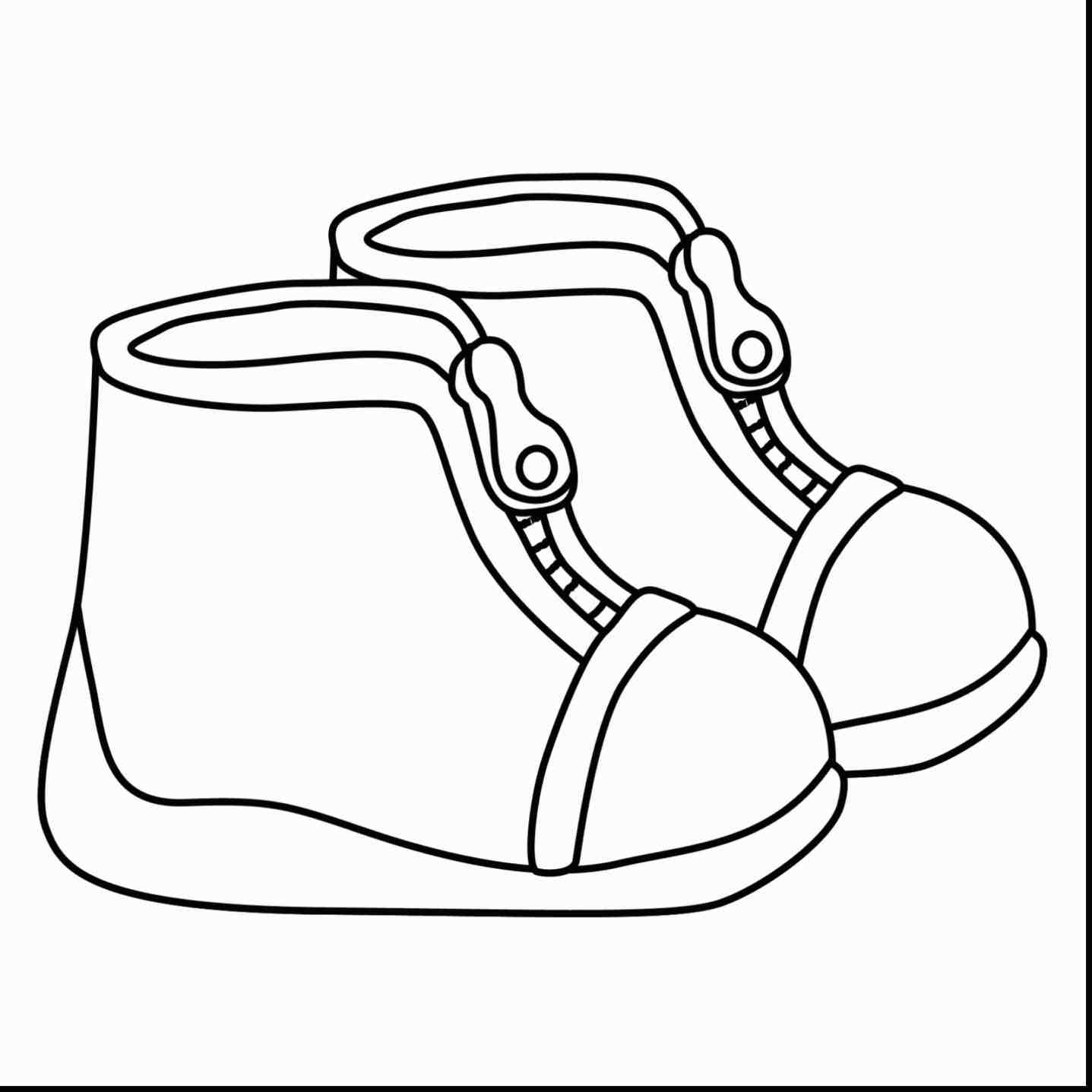 1437x1437 Baby Shoes Clipart