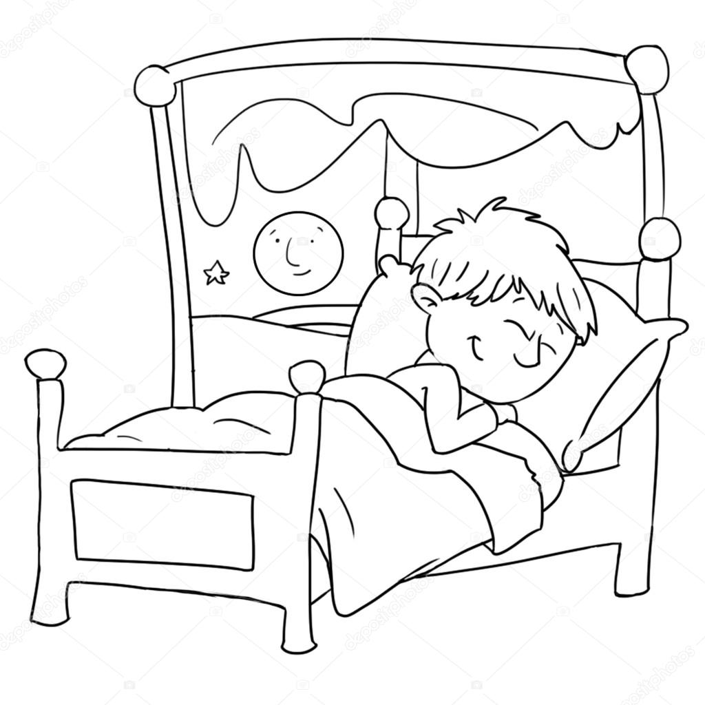 1024x1024 Drawings To The Coloring Section Of A Baby With Alarm Clock Baby