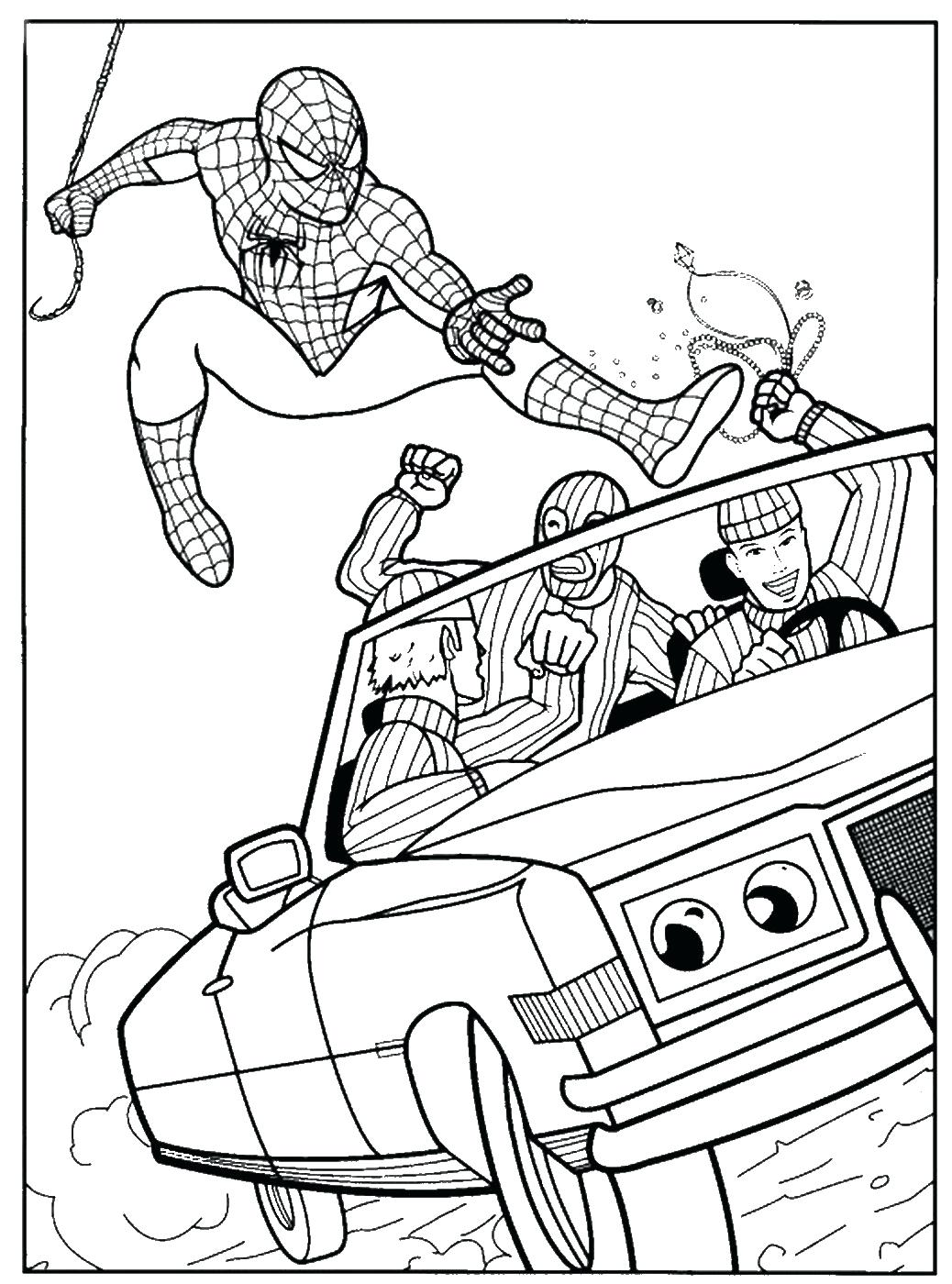 1038x1400 Baby Library Free Images Spiderman Coloring Pictures Pages
