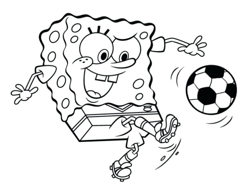 878x679 Baby Coloring Pages 148 Captivating Spongebob And Patrick