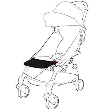 355x355 Stroller Footrest, Footrest Footboard Sleepping