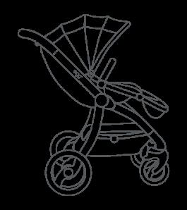 265x298 Buy Egg Stroller (Prosecco) Preciouslittleone