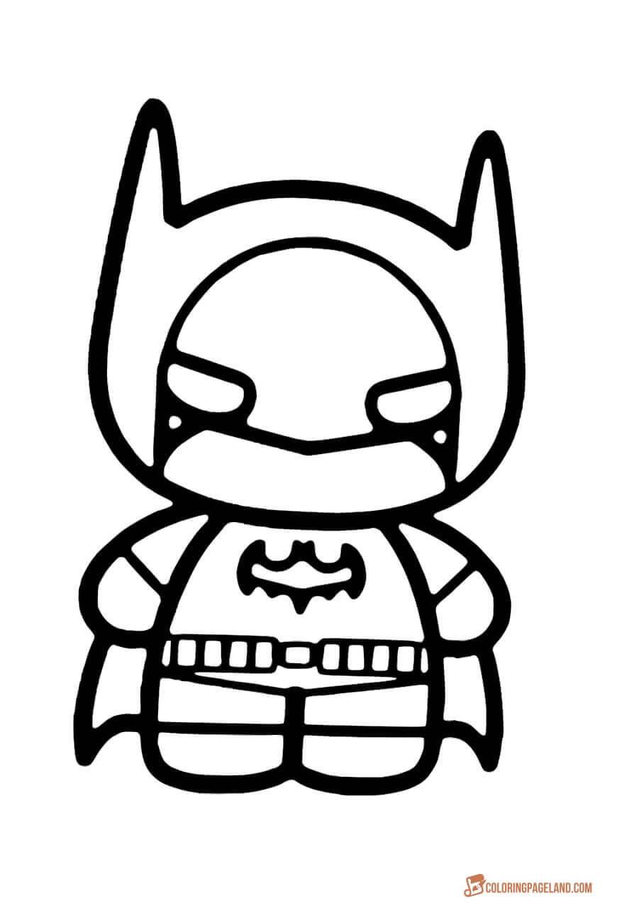 870x1280 Batman Baby Coloring Sheets Superman Coloring Sheets