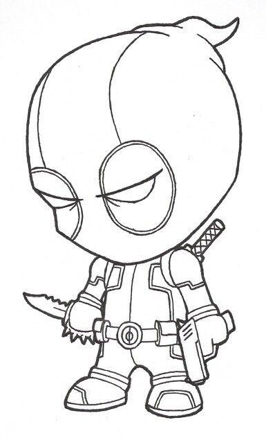 385x632 Baby Deadpool By Iicyvic