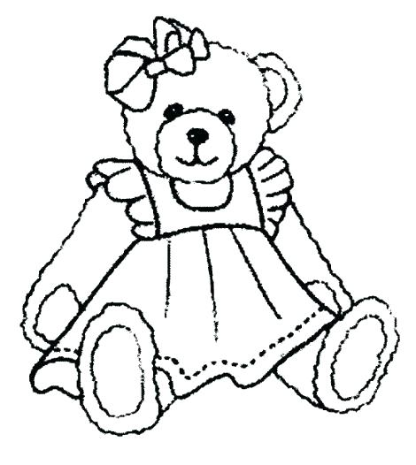 470x526 Pooh Bear Coloring Pages Marvelous Decoration Baby The Pooh