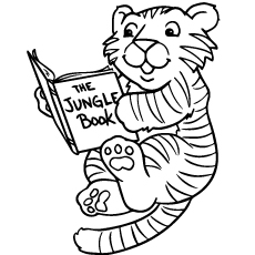 230x230 Top 20 Free Printable Tiger Coloring Pages Online