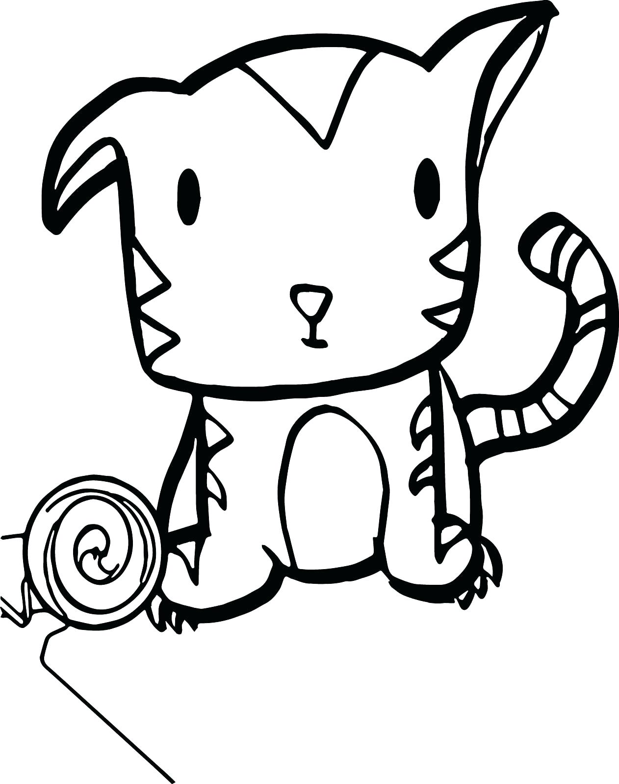 1262x1598 Coloring Tigers Coloring Pages Very Cute Baby Tiger Page Cartoon