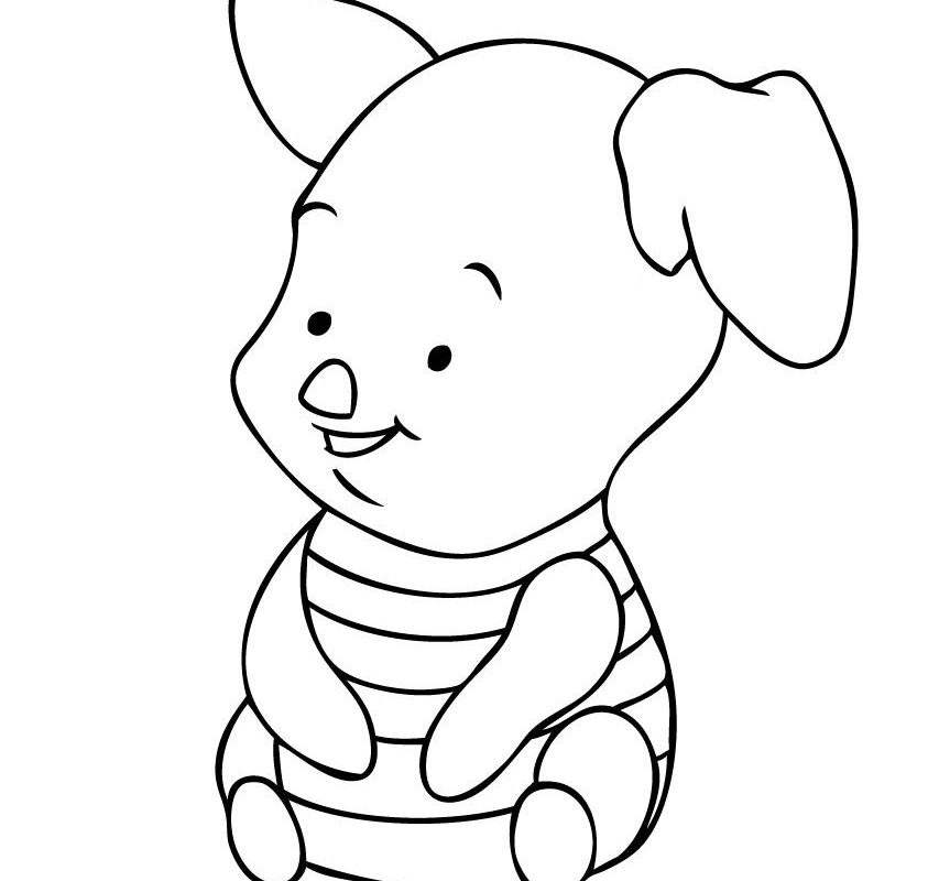 843x800 Free Printable Winnie The Pooh Coloring Pages For Pictures