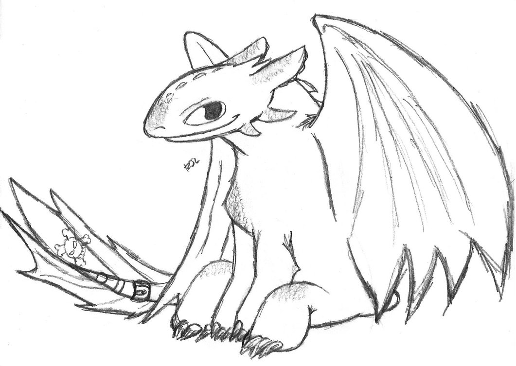 1061x753 Cute Baby Dragons Coloring Pages
