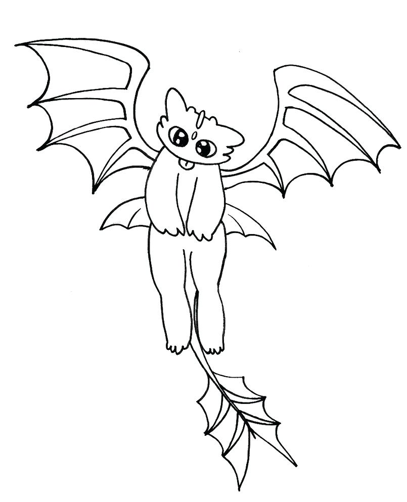 805x993 Coloring Toothless Coloring Pages Night Fury Baby Colouring