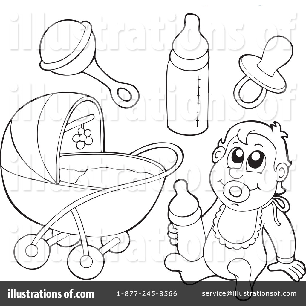 1024x1024 Baby Clipart