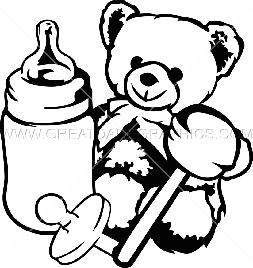 825x873 Baby Toys Production Ready Artwork For T Shirt Printing