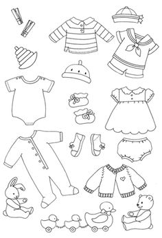 236x346 Baby Clothes Free Template Making Ideas!! I'M Using This To Make