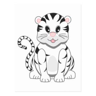 324x324 Cute Baby Tiger Cub Cards