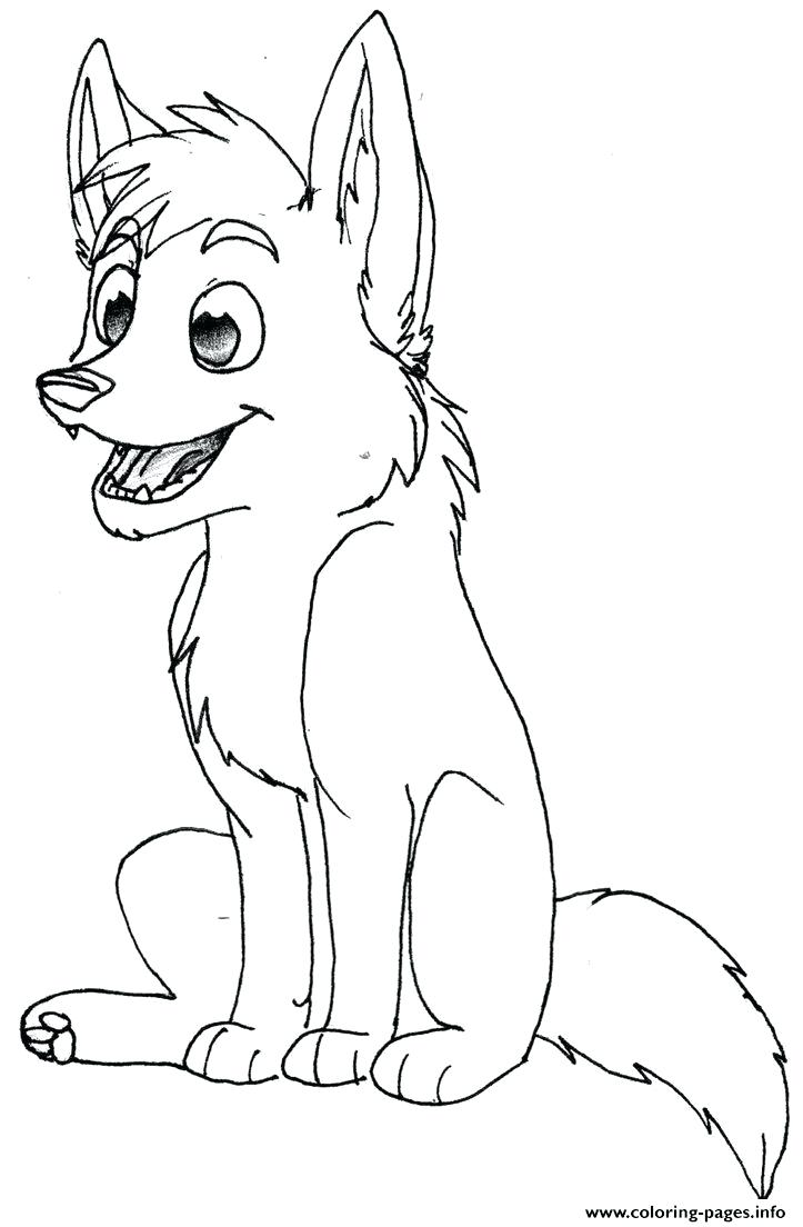 723x1104 Coloring Pages Wonderful Baby Wolf Coloring Pages. Baby Wolf