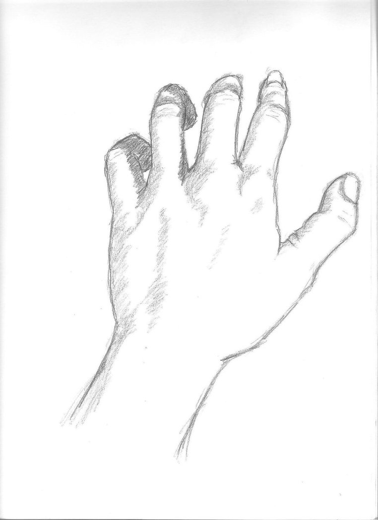 762x1048 Back Of Hand Sketch By Seeshi Suin