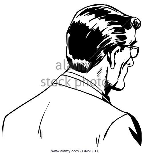 520x540 Man Businessman Back Online Art Stock Photos Amp Man Businessman