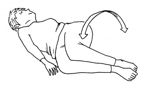 480x286 Lower Back Stretches During Pregnancy 3 Easy Ways To Reduce Back