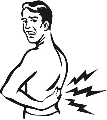 356x400 Back Pain Clipart Nomad Blogger