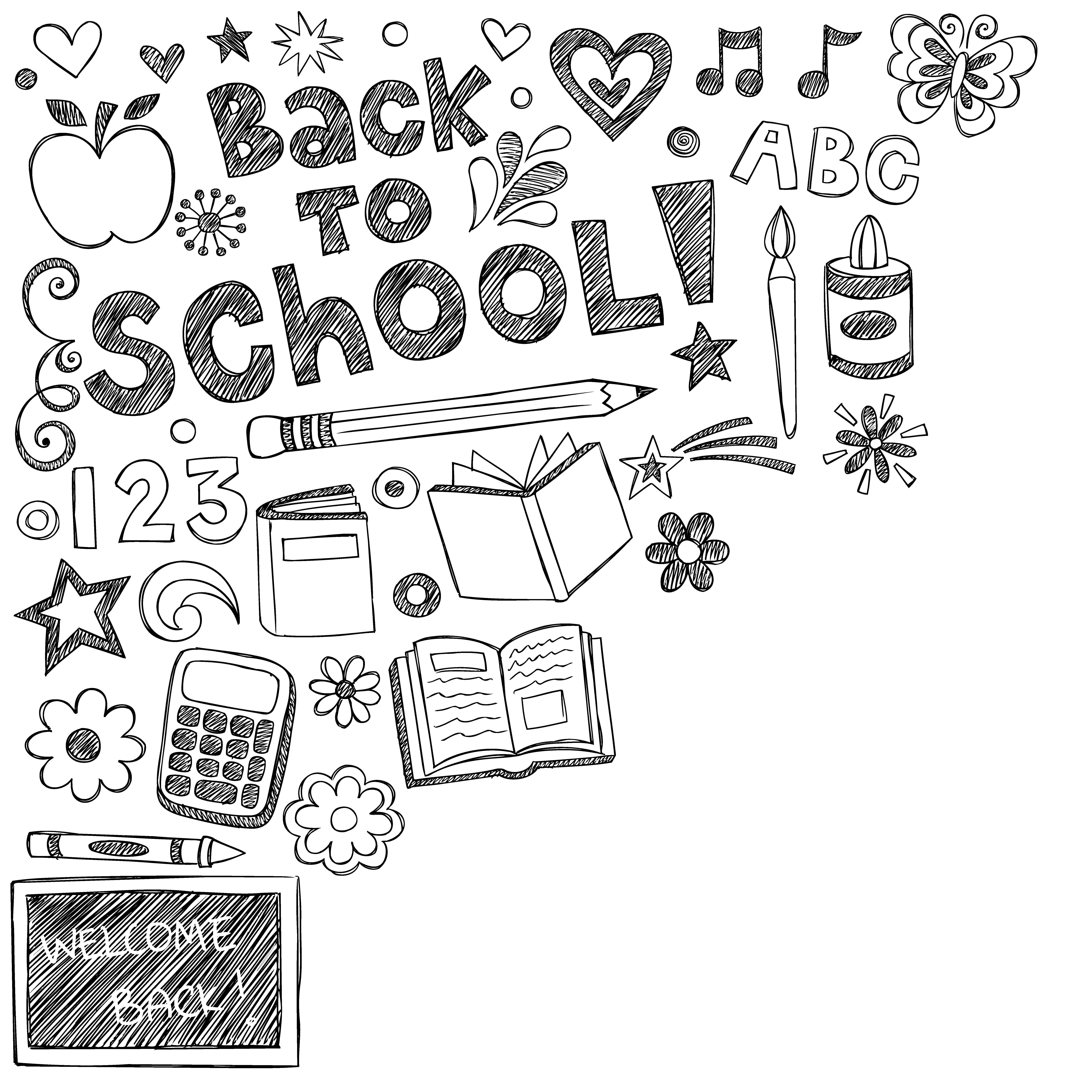 7200x7200 Best Of Back To School