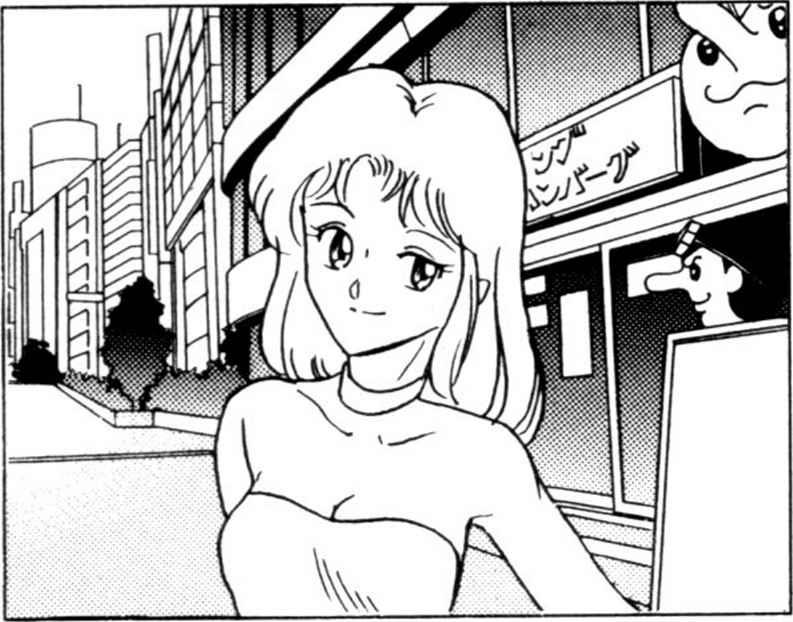 793x622 Manga Background