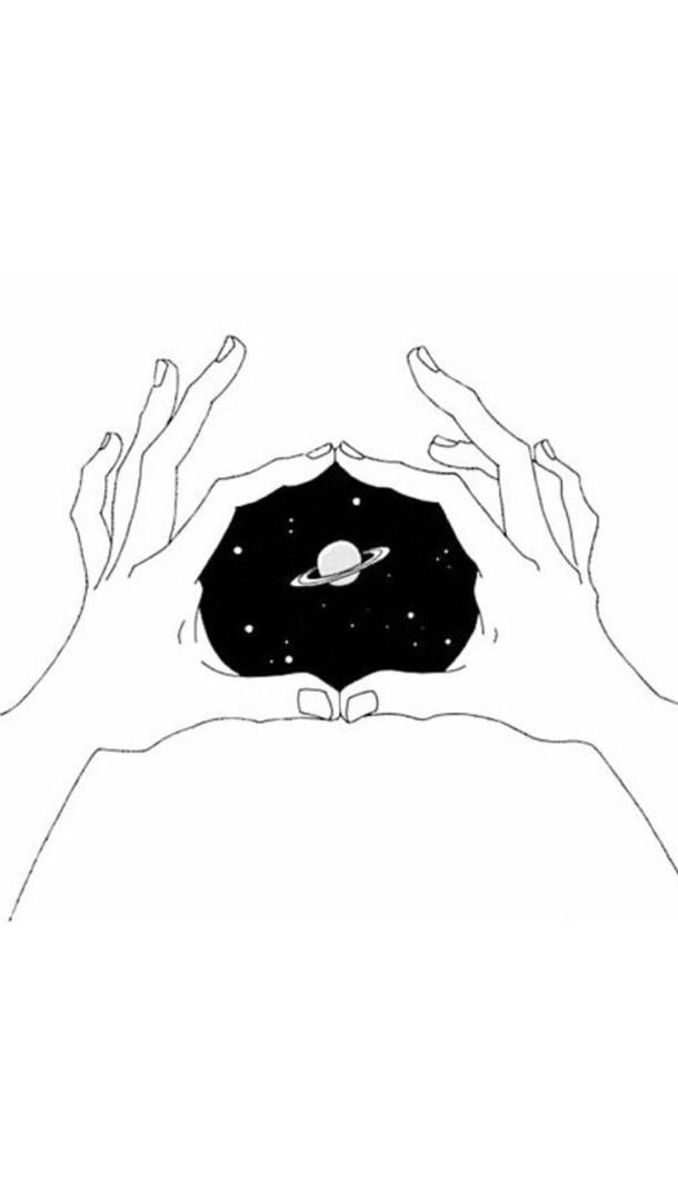 610x1082 Background, Black, Galaxy, Goth, Grunge