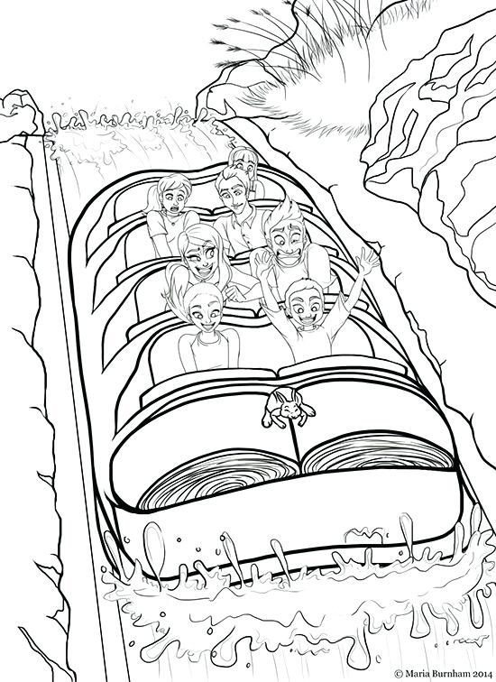 550x756 Disney Christmas Coloring Pages Princess Rides Site Draw
