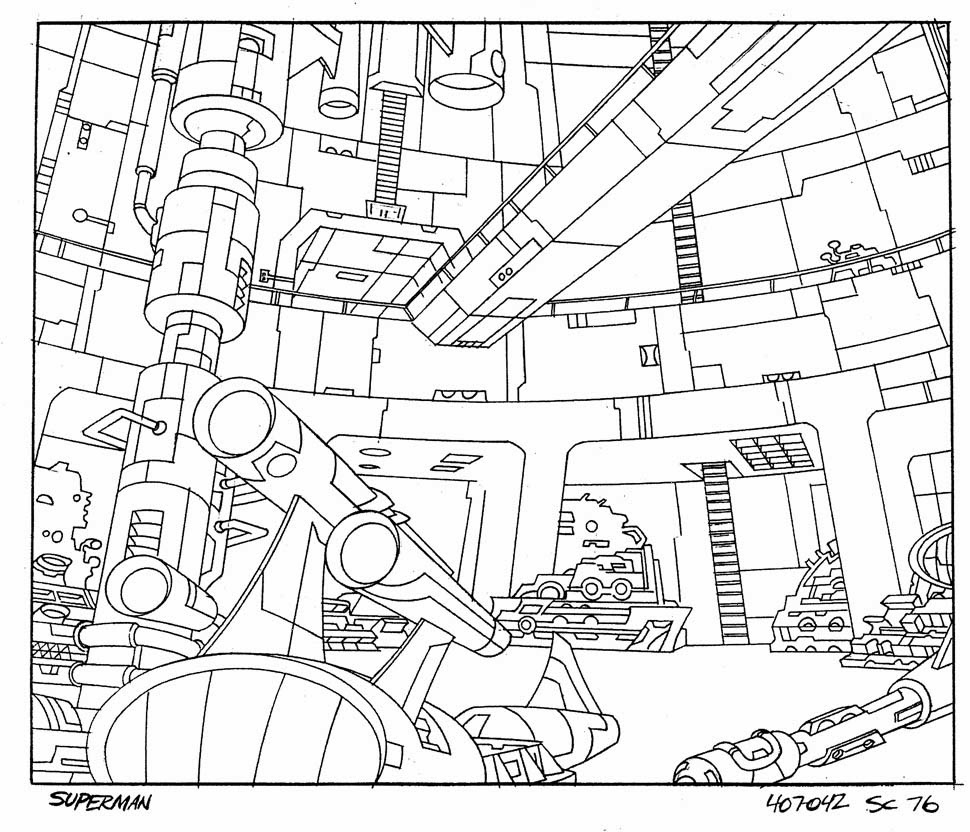 970x832 Draw! Animation Backgrounds The Steranko Effect