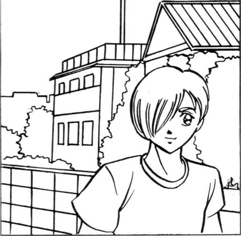 791x773 Drawings Of Manga People