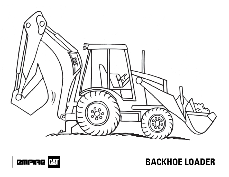 792x612 Machinery Coloring Pages Amp Desktop Image Downloads Empire Cat