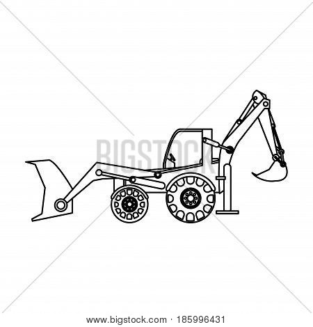 450x470 Backhoe Images, Illustrations, Vectors
