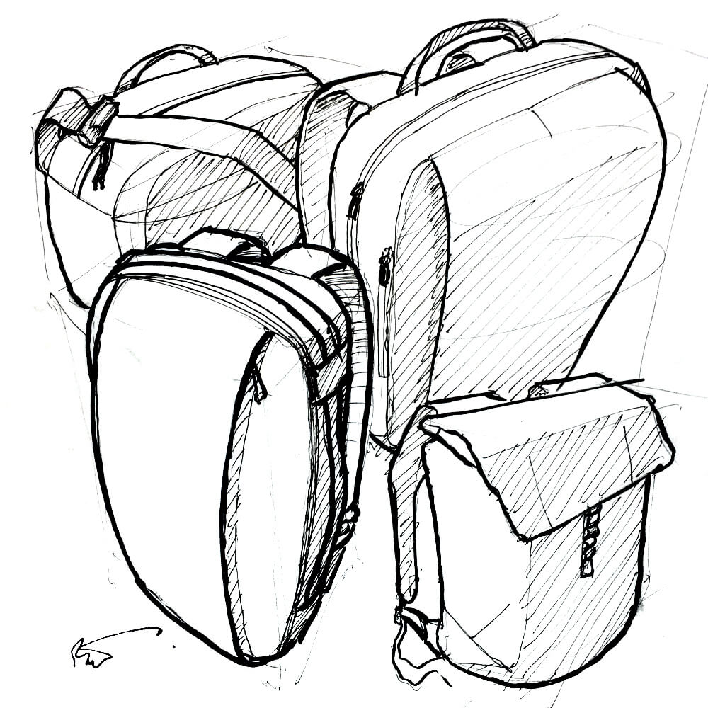 1000x1000 Arcteryx Backpacks By Robin Stethem Of Product
