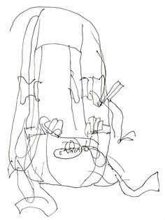 236x314 Blind Contour Drawing Of A Toaster Blind Amp Modified Contour