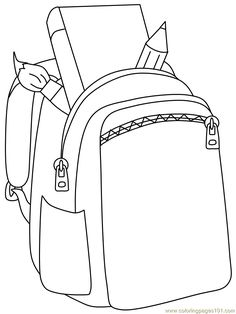 236x314 Free Coloring Pages For Girls Minion Backpacks Preschool