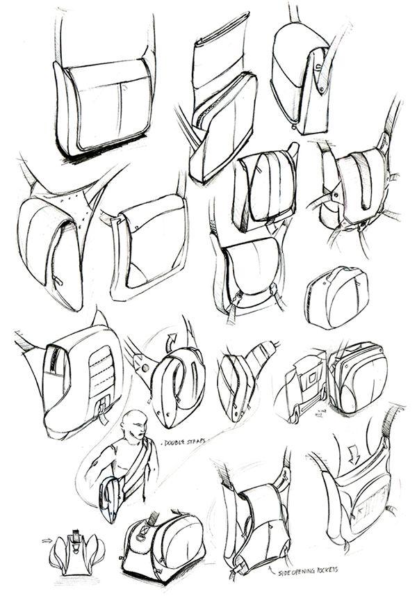 600x857 9 Best Sketch Info Images On Backpacks, Bag Design