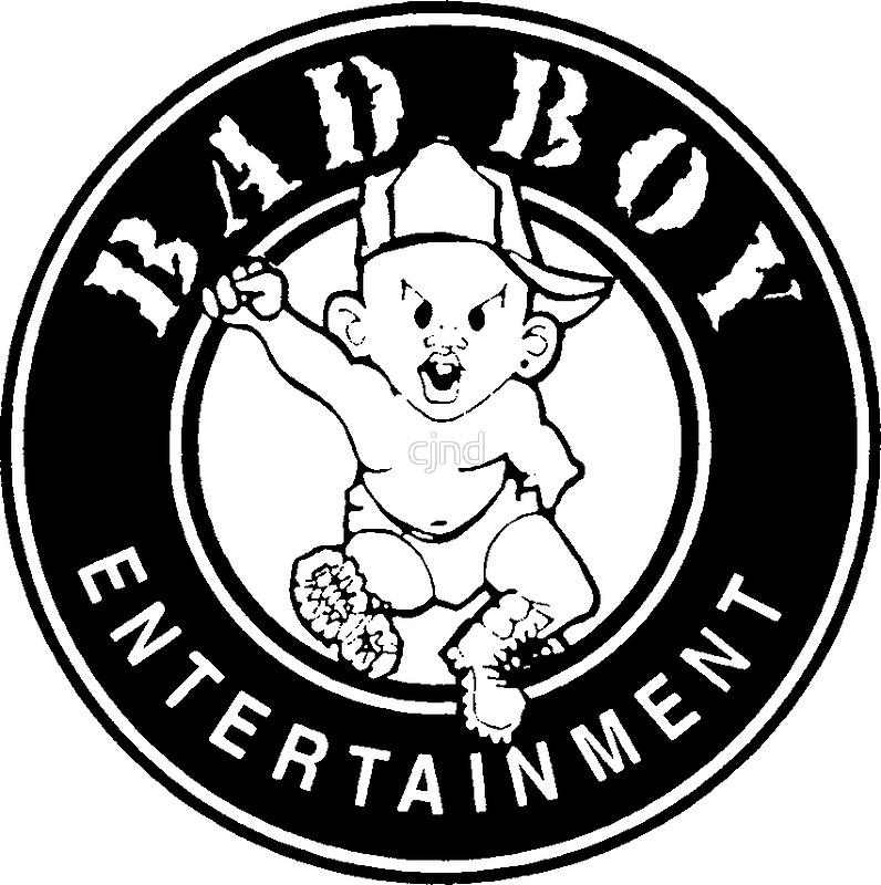 796x800 Bad Boy Logo Stickers By Cjnd Redbubble