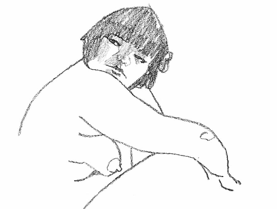 900x679 Bad Baby Drawings Ugly Drawings