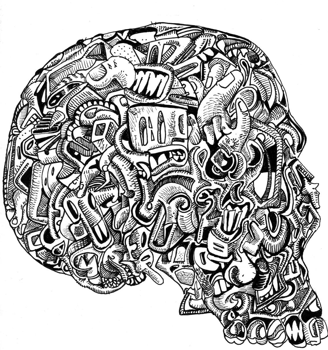 1134x1210 Pin By Roxanne Roxanne On Skullies Skull Drawings