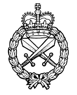 250x307 The Corps Badge