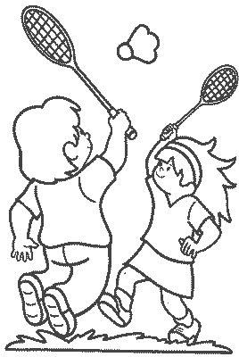268x400 Badminton Game