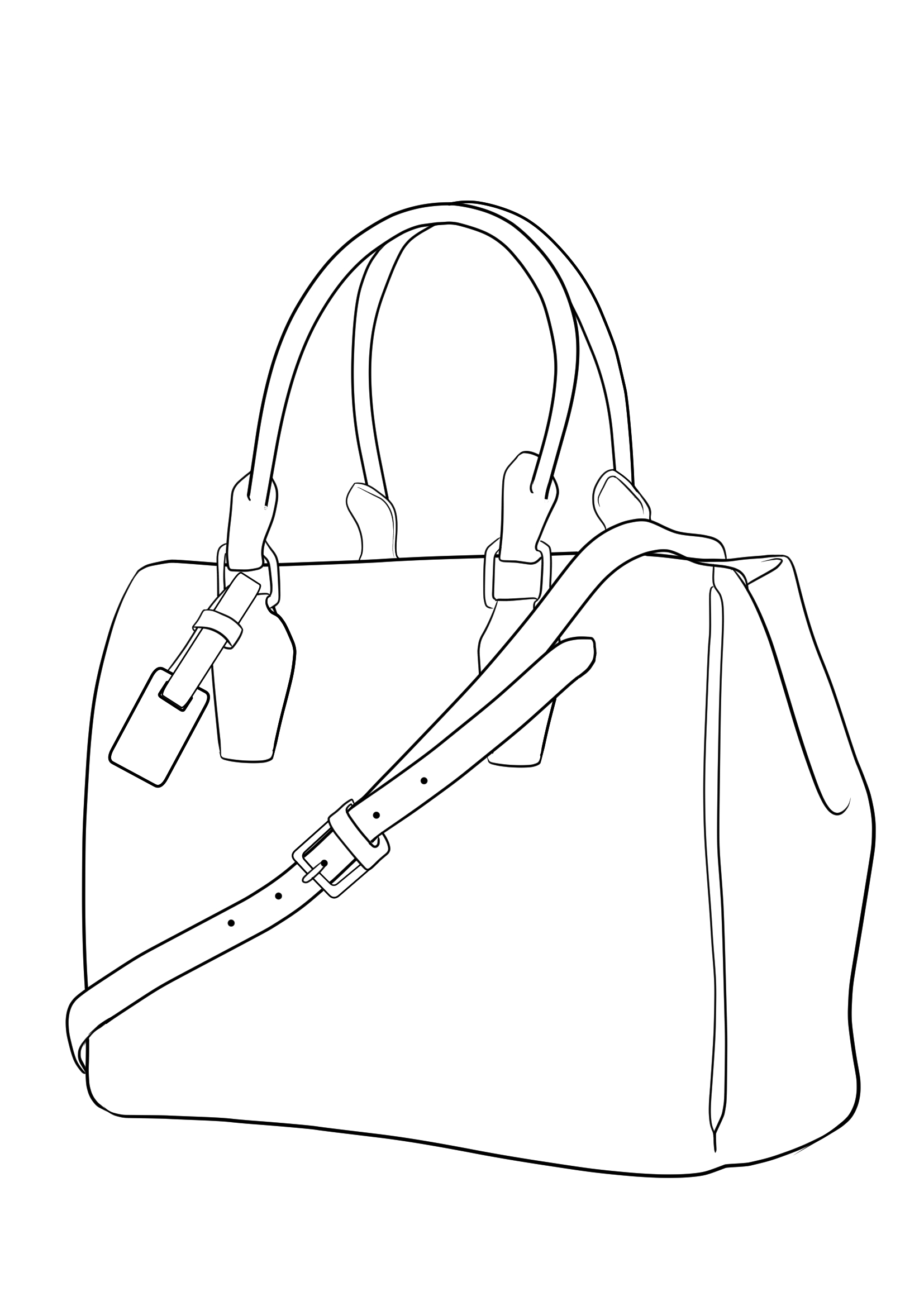 Bags Drawing at GetDrawings.com | Free for personal use Bags Drawing ...